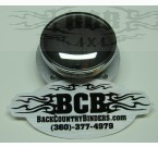 BCB NO LEAK GAS FILL CHROME NON LOCKING CAP